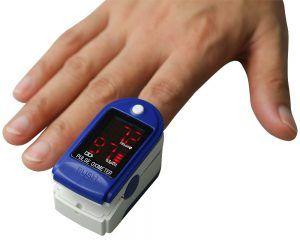 pulsoximeter test
