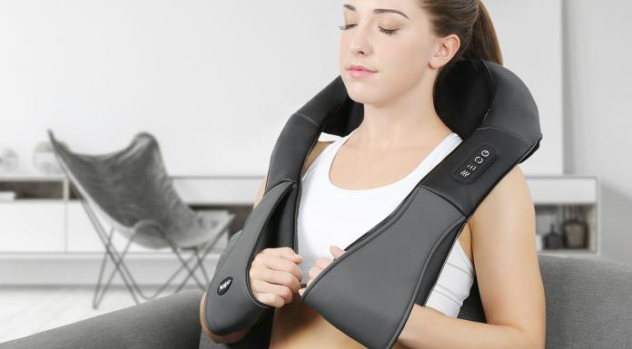 nackenmassagegerät test